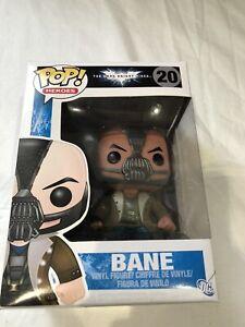 Bane 20 Funko Pop the dark knight rises