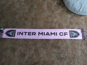MLS Inter Miami Freedom to Dream scarf