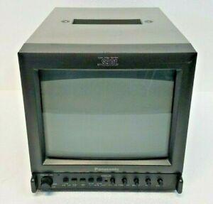 "Panasonic BT-S901Y Color 9"" Video Monitor"