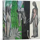 ARTCANVAS Bathers by a River 1909 Canvas Art Print by Henri Matisse