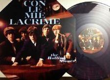 The Rolling Stones-con le mie LACRIME Octagon Manga De Color Vinilo Lp