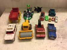 Vintage Lot of of Corgi Toy Cars Trucks plus other toy car