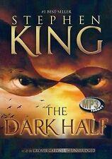 Stephen KING / __ The DARK HALF           [ Audiobook ]