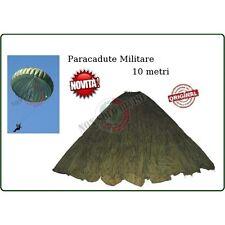 Paracadute Militare Originale Esercito Parà per Collezione o Decorazione Surplus