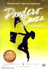 DVD Instruccion y Practica de Danza con BANDERAS - Musica Cristiana