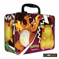 Pokemon Collectors Chest Tin Fall 2020 | Pikachu & Charizard VMAX | New & Sealed
