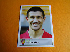N°110 CARRIERE RC LENS BOLLAERT RCL PANINI FOOTBALL FOOT 2007 2006-2007