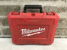 """Milwaukee C12ID Compact Impact Driver 12v 1/4"""" Hex with Heavy Duty Hard Case"""