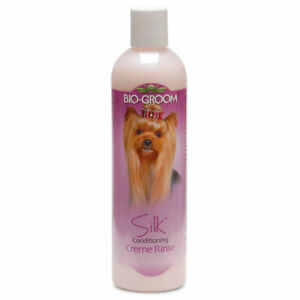 Bio-Groom Silk Conditioning Creme Rinse for Dogs Außergewöhnliche Sheen Silky