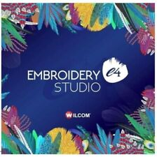 Wilcom E4.2 Embroidery Studio + CorelDraw + Free Gift â­� Full Version â­�
