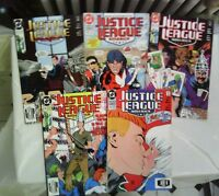 Justice League of America issues # 41 42 43 44 45(DC,1990s)