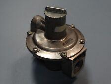 """JEAVONS J78 M Gas Pressure Regulator Valve, 3/4"""",350mbar"""