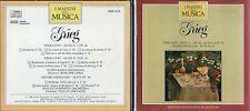 CD -   GMD3/10  DE AGOSTINI I MAESTRI DELLA MUSICA   E. GRIEG            ( 500 )
