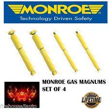 Monroe 34798 & 34985 - 4 Shocks