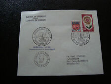 FRANCE - enveloppe 5/5/1965 (journee de l europe) (cy19) french