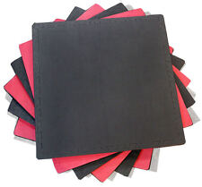 MARTIAL ARTS MATS - RED/CHARCOAL 30mm  - SAVE 60% OFF RETAIL