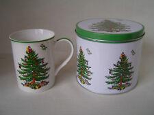 Spode Christmas Tree Mug in Tin - BNWT