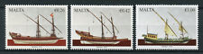 Malta 2018 MNH Maritime Series VI Vessels of the Order 3v Set Boats Ships Stamps