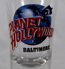 Planet Hollywood Baltimore Shot Glass