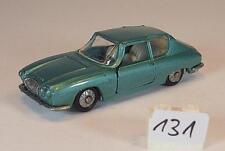Polistil Penny ca. 1/66 Nr. 0/27 Lancia Flavia Zagato Coupe grünmetallic 1 #131
