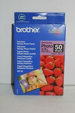 Brother Premium Glossy Photo Paper - 50 sheets - BP61GLP50 - Sealed