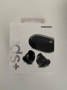 Samsung Galaxy Buds+ Plus SM-R175 Bluetooth True Wireless Earbuds, Schwarz Neu