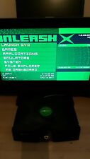 PRE OWNED Original Xbox REPLACEMENT CONSOLE ONLY + Emulator DISC