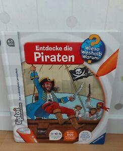 Tiptoi Buch Ravensburger Entdecke Die Piraten