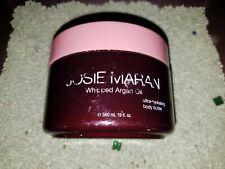 """Josie Maran Whipped Argan Oil """"unscented Light Bronze"""" Body Butter 19 Oz. Read"""
