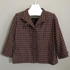 Size 16W 3/4 Sleeve Jacket