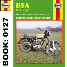 s l225 bsa motorcycle manuals & literature ebay  at gsmx.co