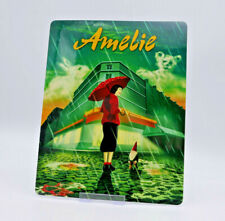 AMELIE - Bluray Steelbook Magnet Cover (NOT LENTICULAR)