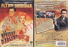 DVD SILVER RIVER 1948 Errol Flynn Ann Sheridan Raoul Walsh Western Region 2 NEW