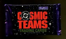 DC Cosmic Teams Skybox 1993 Packet Pack Trade Cards Sealed