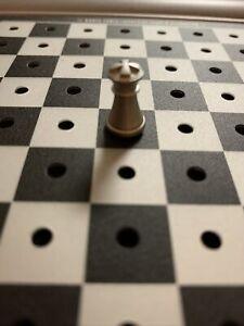 Saitek KASPAROV COSMOS Chess Replacement Silver/White King (1) Piece