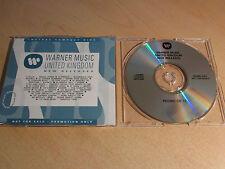 Warner Music - Promo CD 17 (CDs) 17 Tracks - Mint/New - REM, Motley Crue, Prince
