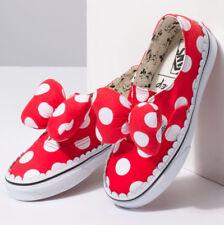 53d3c9eb17add4 Vans Disney Authentic Minnie s Bow Skate Shoes Men s 8.5 ...