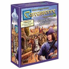 Carcassonne Expansion 6 Count King and Robber