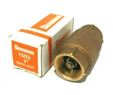 NEW SIMMONS 1503 CHECK VALVE 1