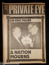 PRIVATE EYE - Vintage Satirical Political Humour Magazine - 17th February 1977