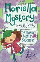 The Huge Hair Scare: Mariella Mystery 3 by Pankhurst, Kate, Acceptable Used Book