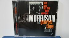 Van Morrison - How Long Has This Been Going On - CD - MINT condition - E18-976