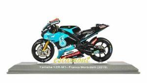 ★ MOTO GP 2019 - #21 Franco Morbidelli - YAMAHA YZR-M1 - 1/18 - Nº 61 ALTAYA