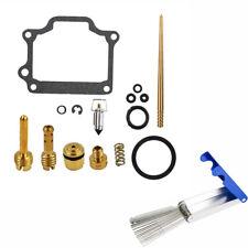 For Suzuki LT80 Quadsport 1987-2006 Carburetor Rebuild Repair Kit W/ Jet Cleaner
