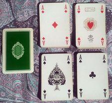 DAL NEGRO 52 Carte da gioco Bollo sett. 1968 Lire 500 playing cards 68'