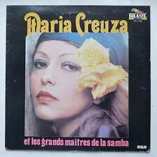 MARIA CREUZA et les grands maitres de la samba   FPL1 0139