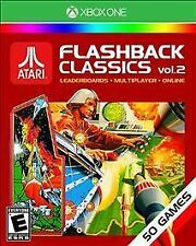 Atari Flashback Classics Vol. 2 (Microsoft Xbox One, 2016)