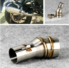 Motorcycle Exhaust Pipe 50.5mm- 35.5mm Convertor Connector Exhaust Pipe Quality