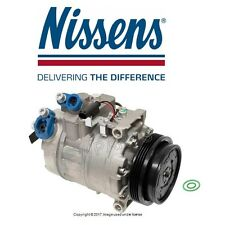 BMW E60 545i 550i E63 645Ci E64 Air Condition A/C Compressor with Clutch Nissens
