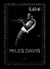 Amerikanischer Jazz-Musiker Miles Davis (1926-1991). 1W. Frankreich 2012